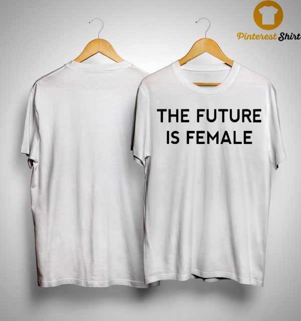 Lisa Britton The Future Is Female Shirt