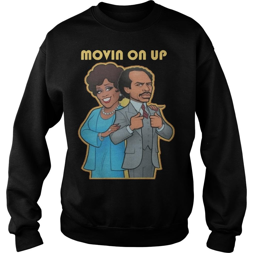 Movin On Up Sweater