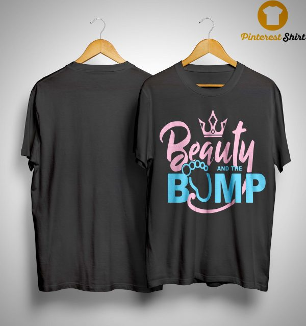 Queen Beauty And The Bump Shirt