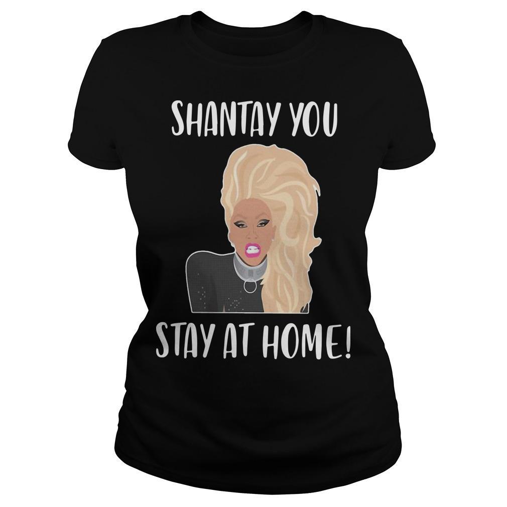Shantay You Stay At Home Longsleeve