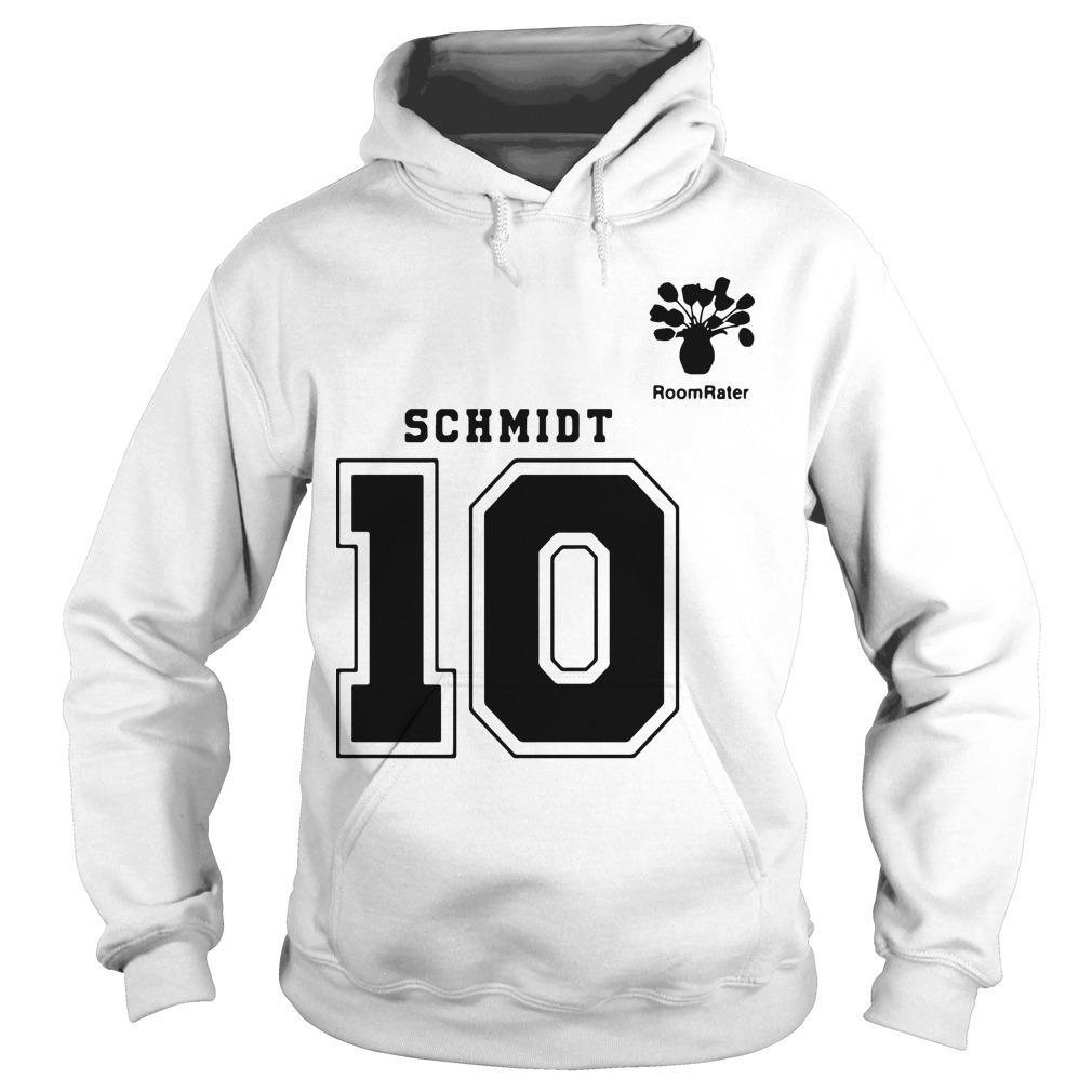 Team Schmidt T Hoodie