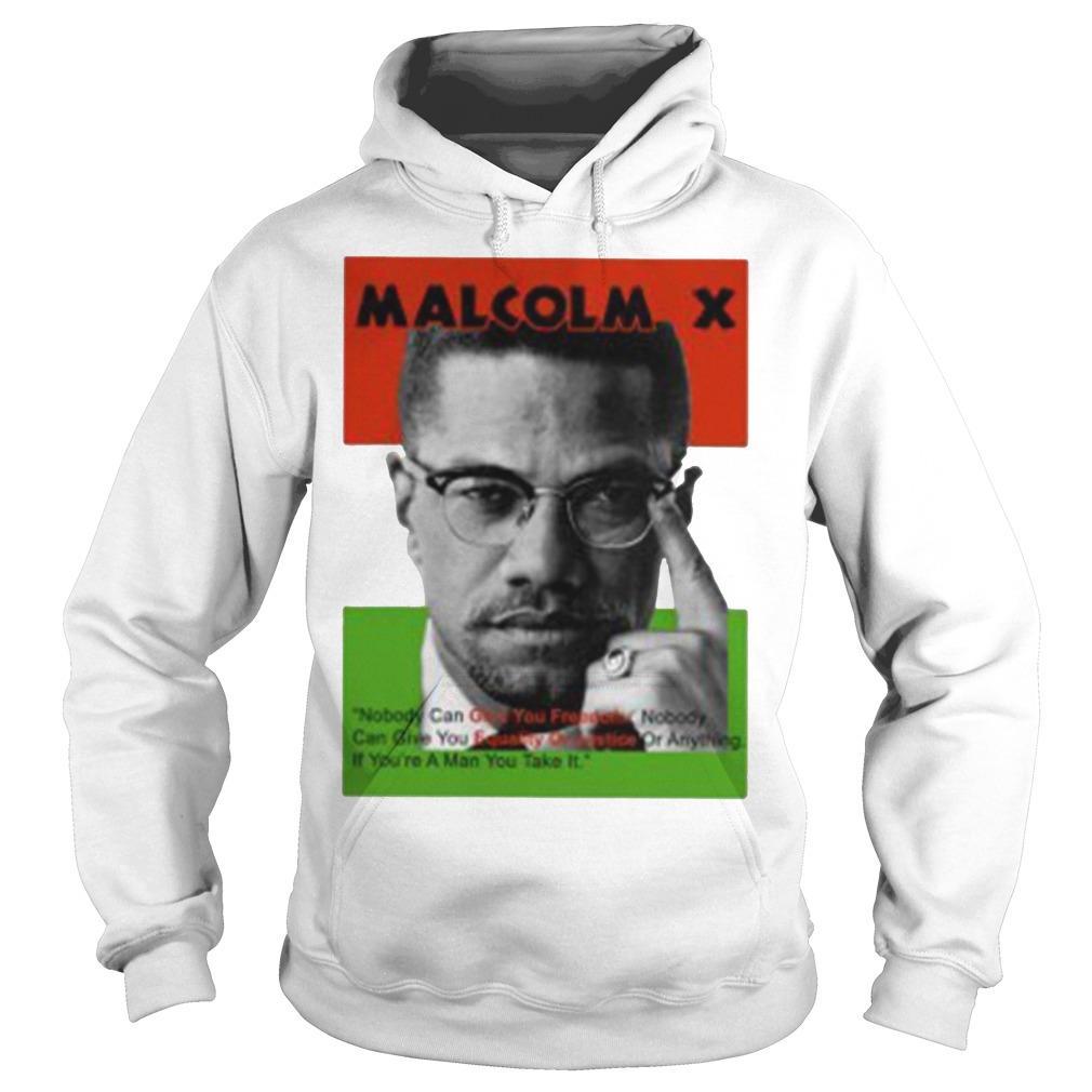 2020 Malcolm X Hoodie