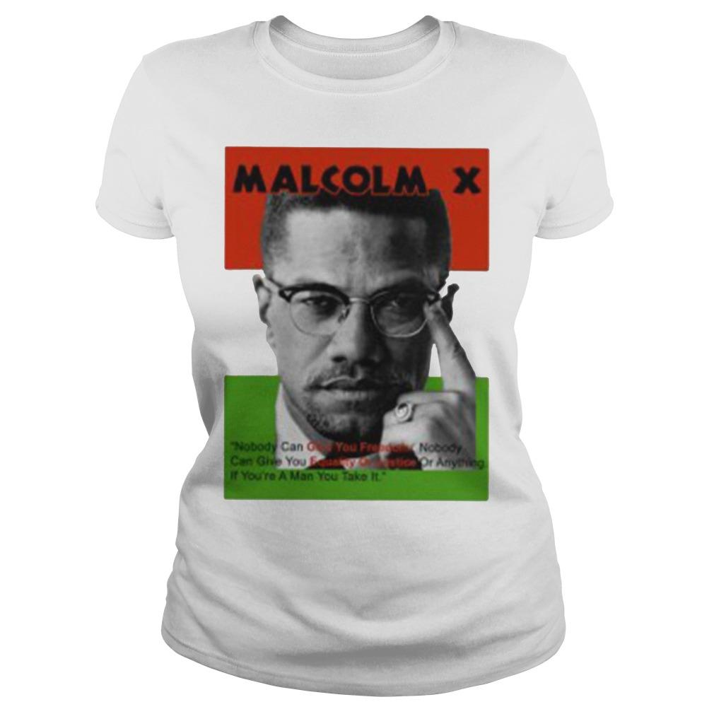 2020 Malcolm X Longsleeve
