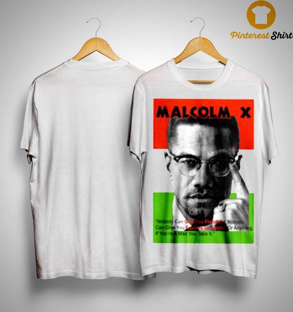 2020 Malcolm X Shirt