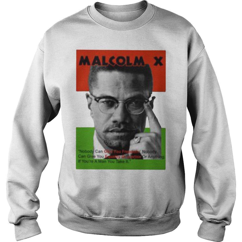 2020 Malcolm X Sweater