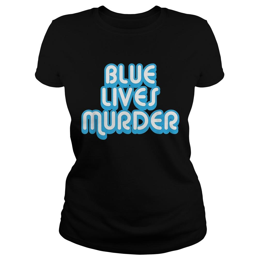 Amazon Blue Lives Murder Longsleeve