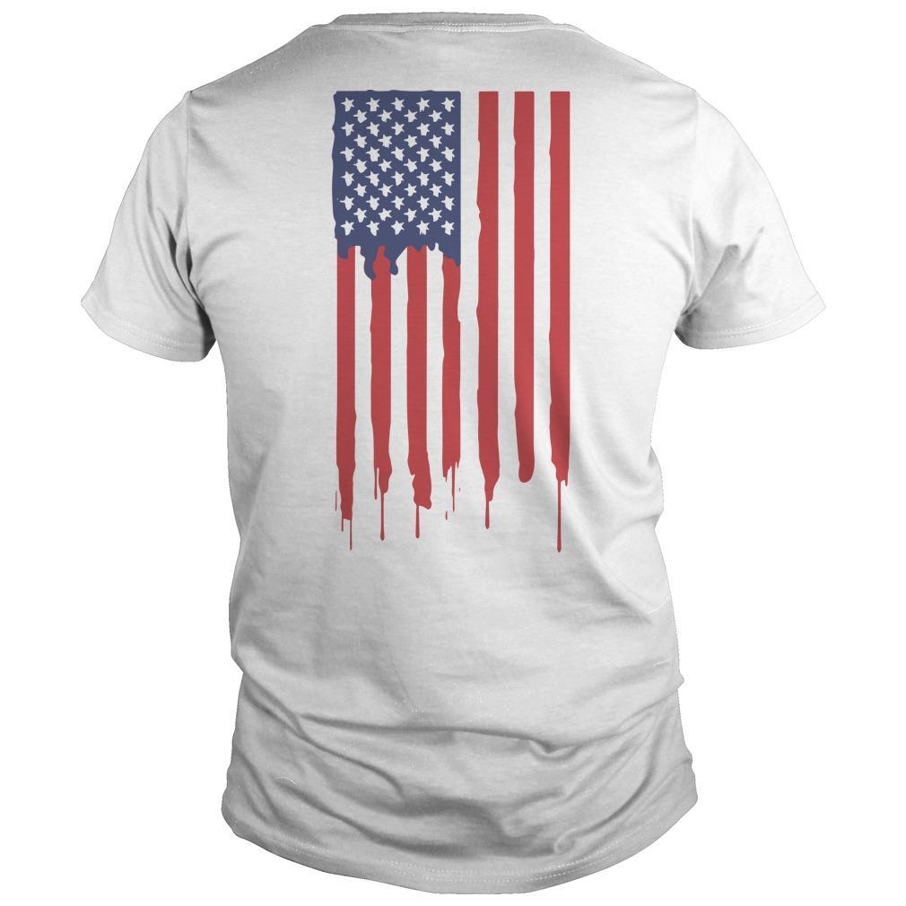American Flag Gen Z Conservative Shirt