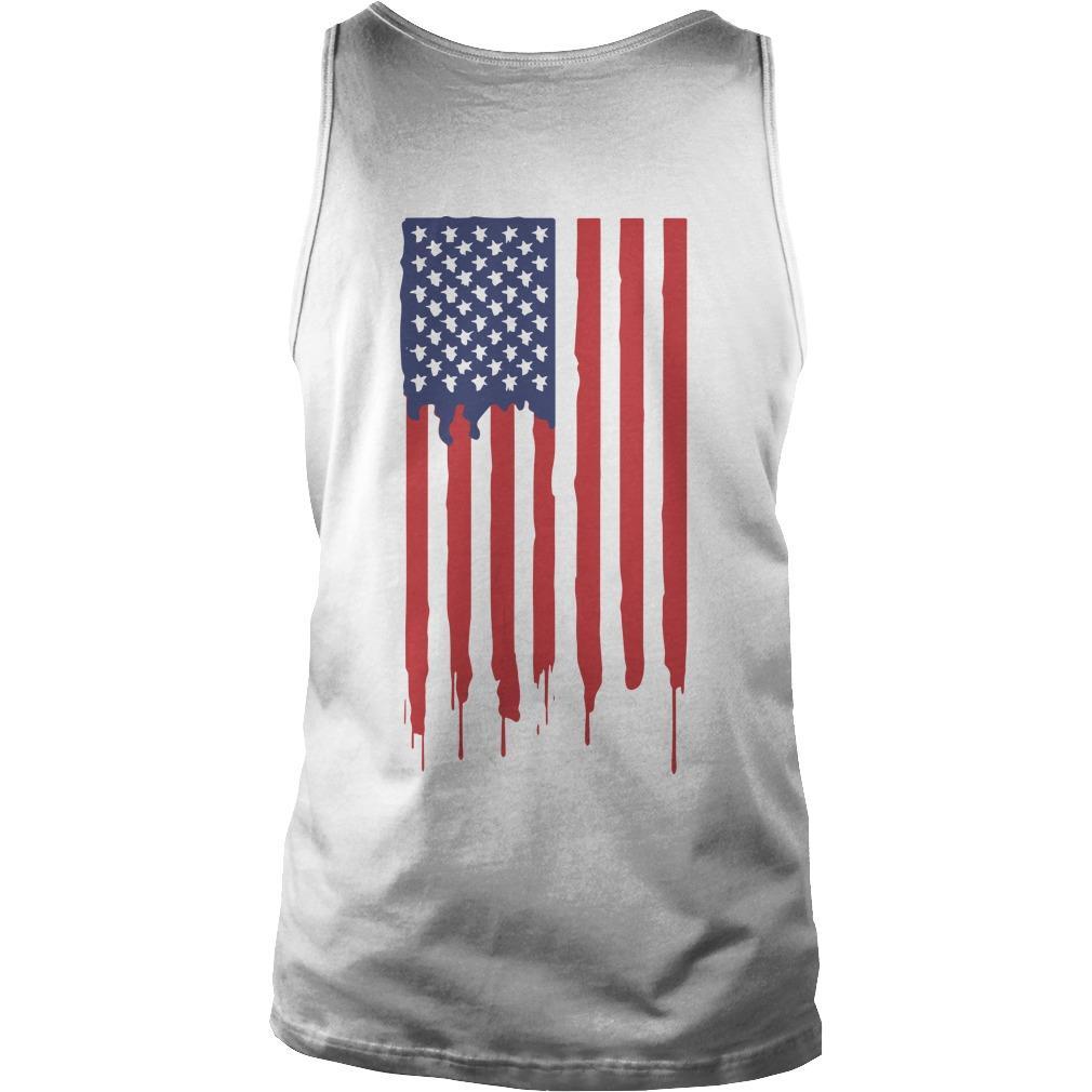 American Flag Gen Z Conservative Tank Top