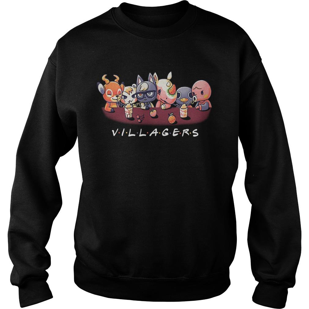 Animals Villagers Sweater