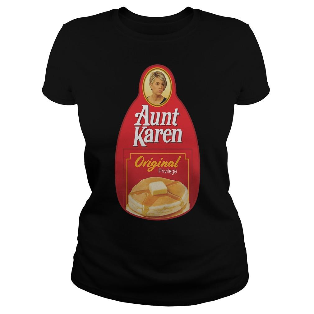 Aunt Karen Original Privilege Longsleeve