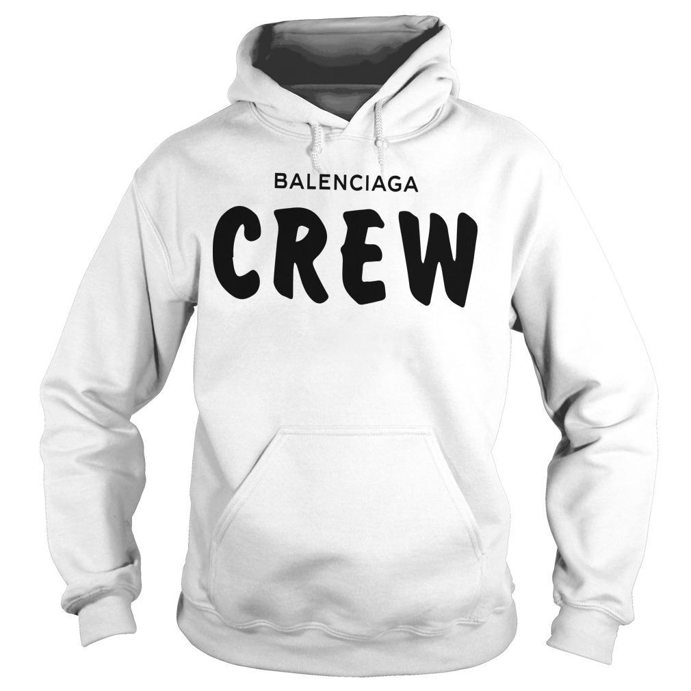 Balenciaga Crew T Hoodie
