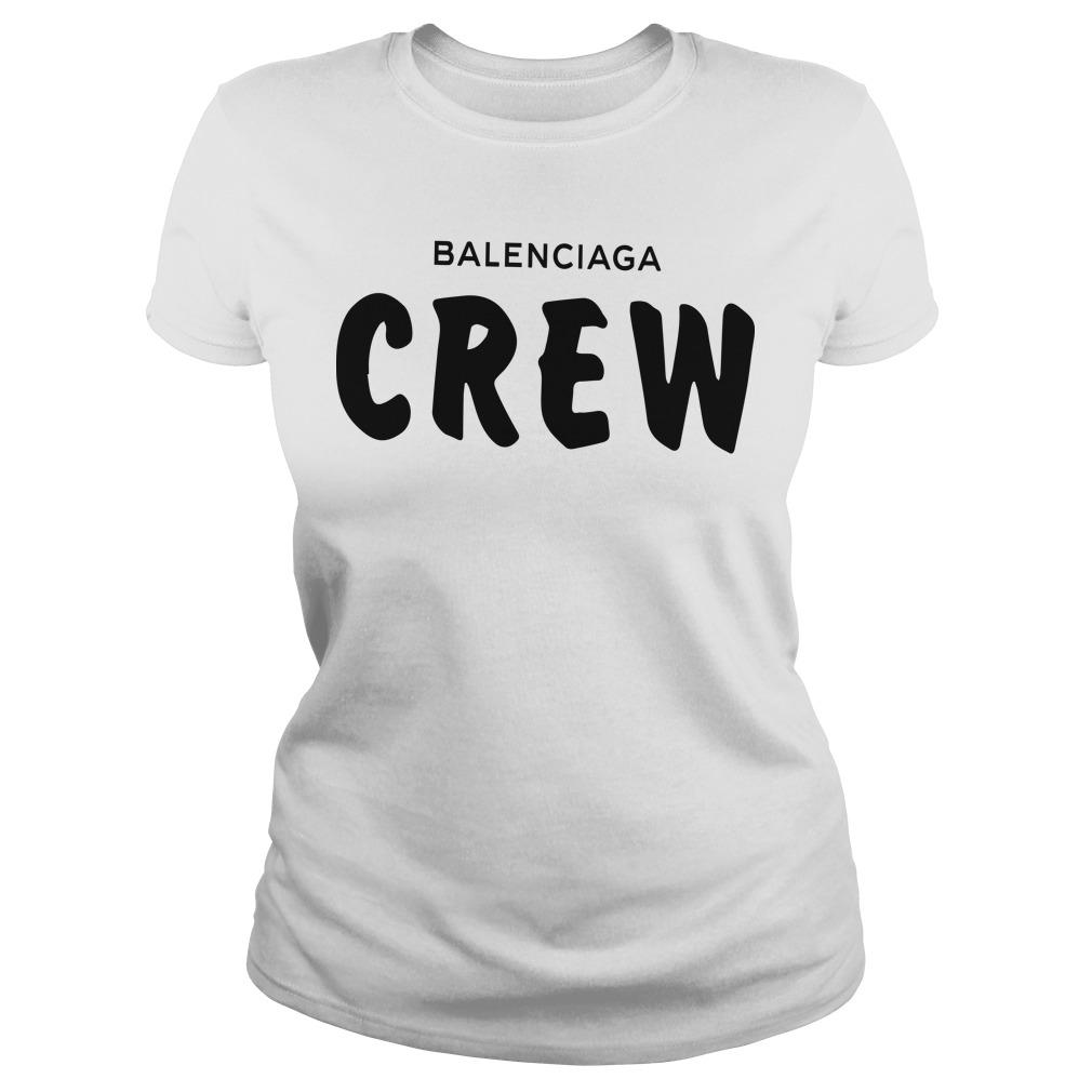 Balenciaga Crew T Longsleeve