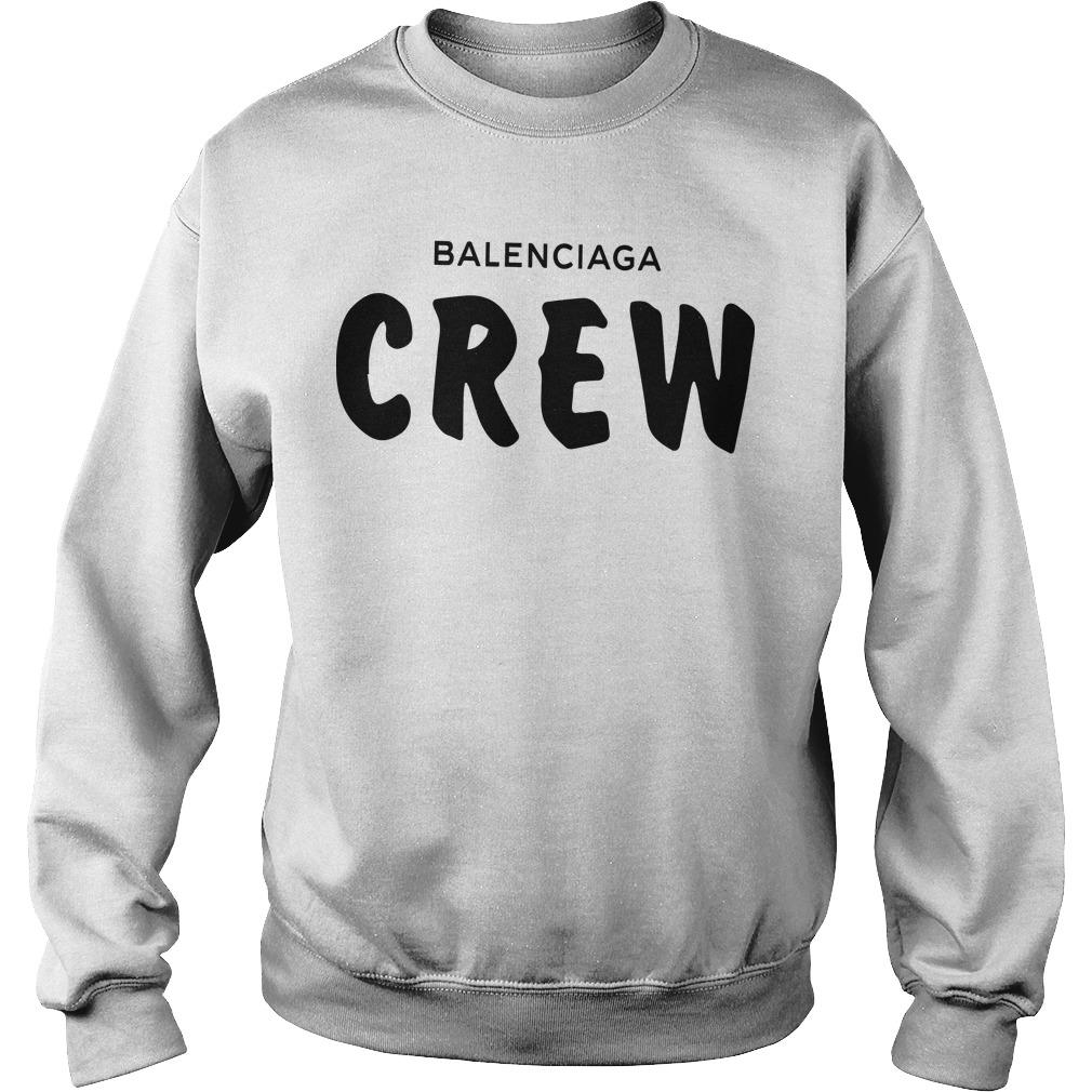 Balenciaga Crew T Sweater