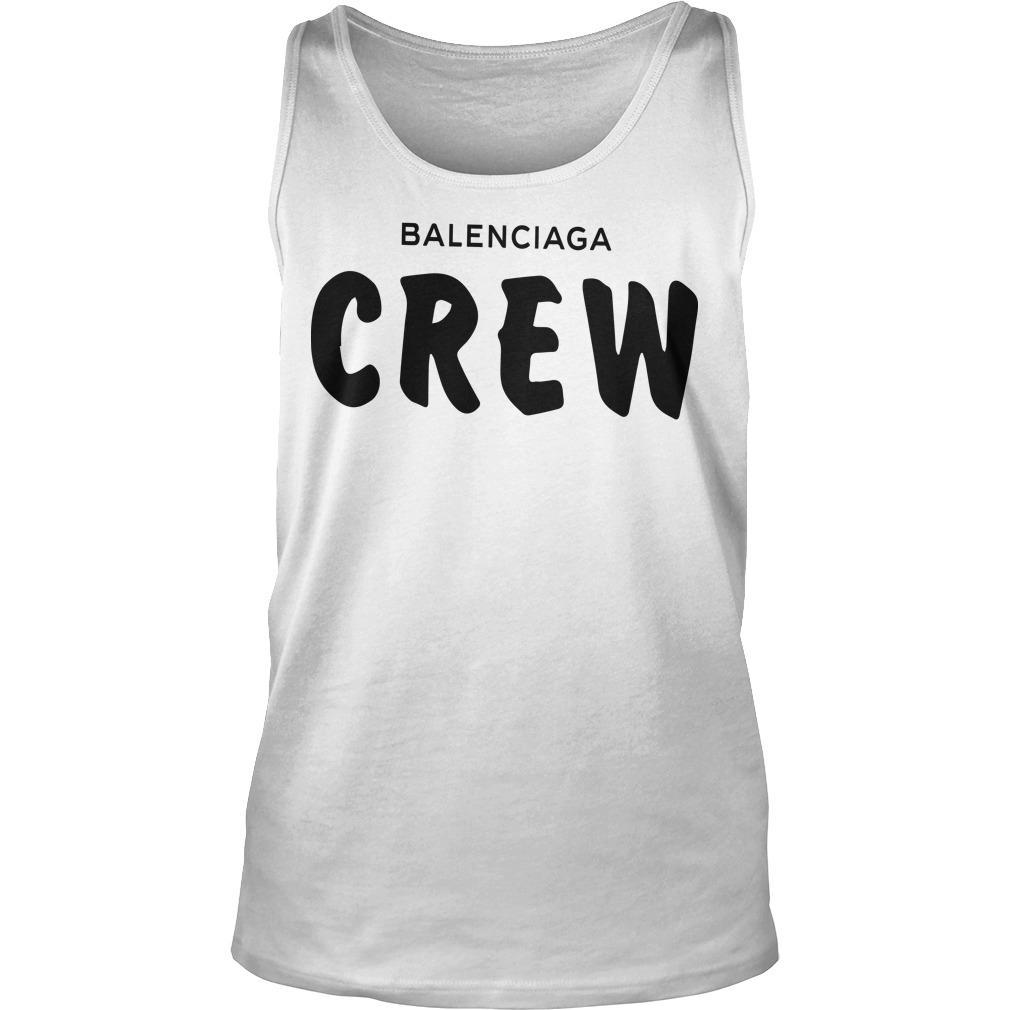 Balenciaga Crew T Tank Top