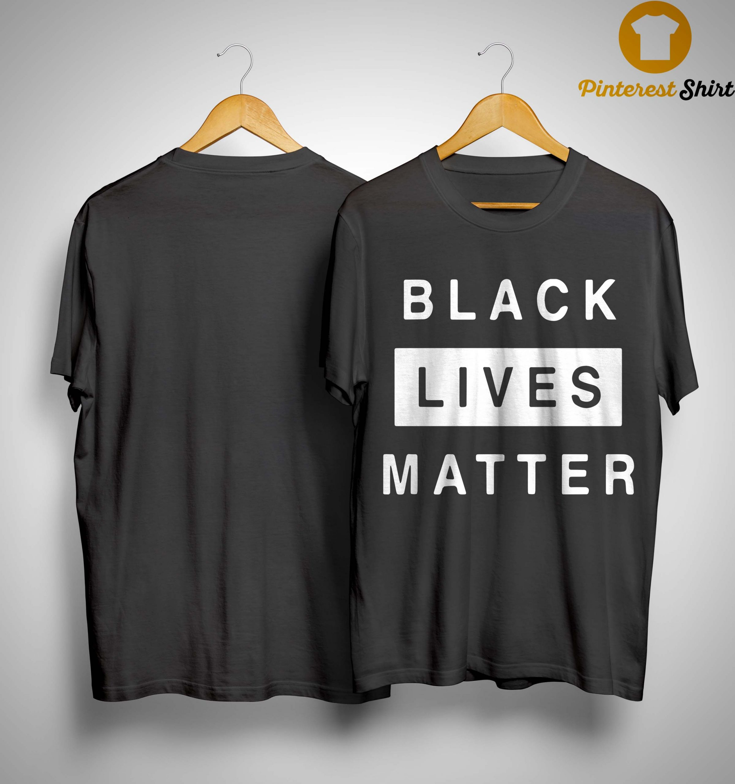 Black Lives Matter Shirt Donation