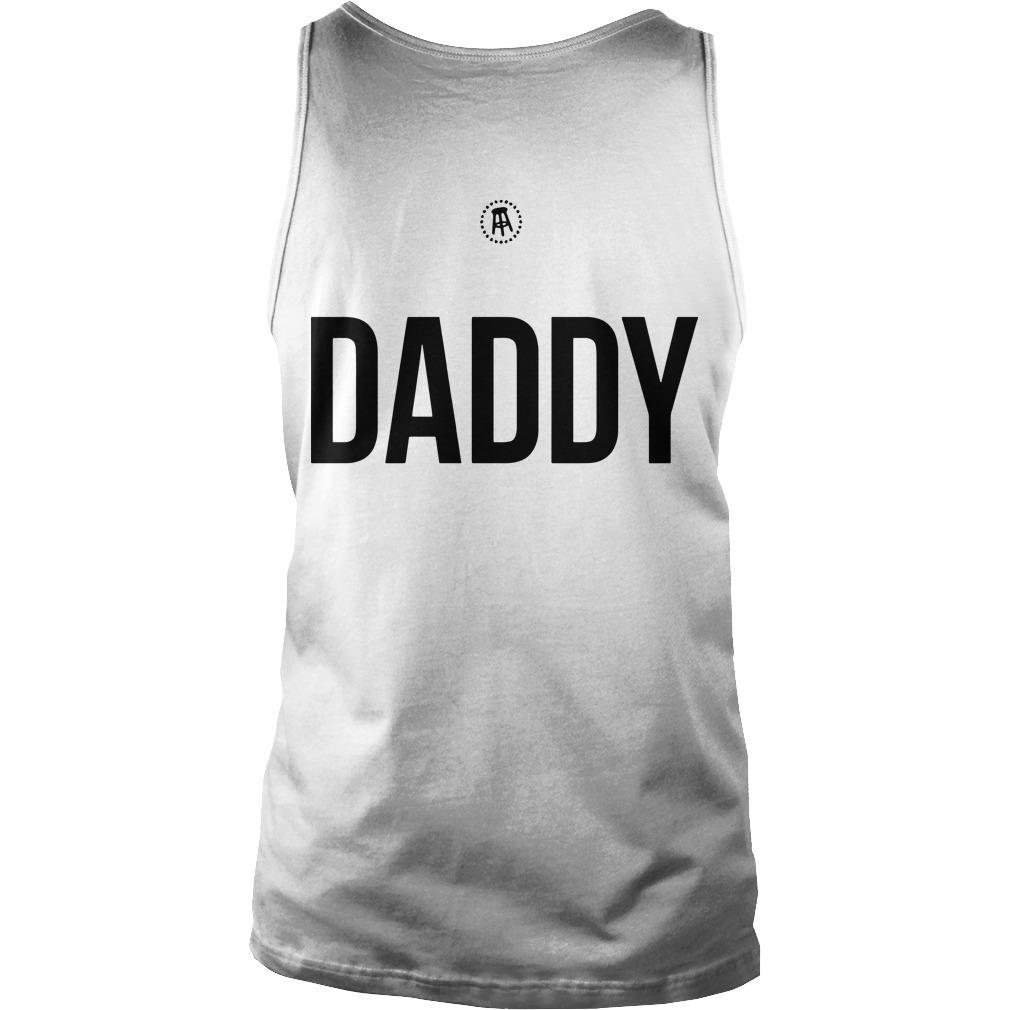 Daddy Dave The Guy She Told You Not To Worry About Tank Top