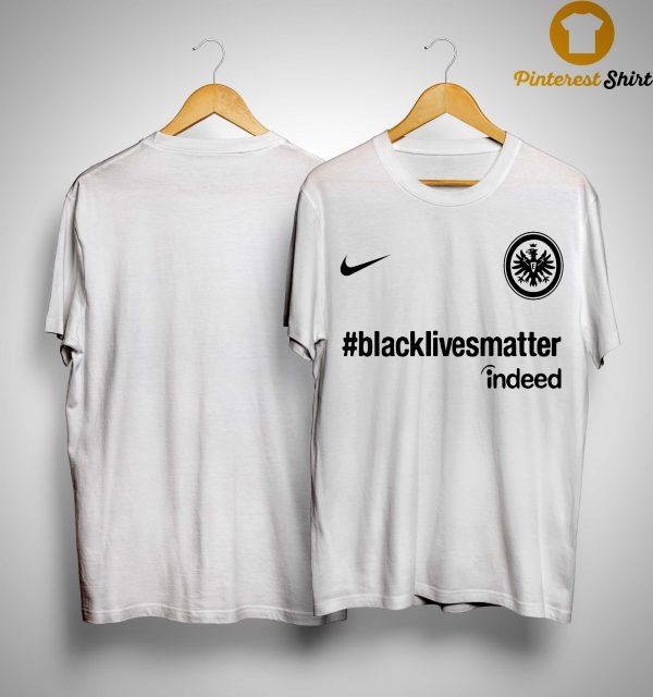 Frankfurt #blacklivesmatter Shirt