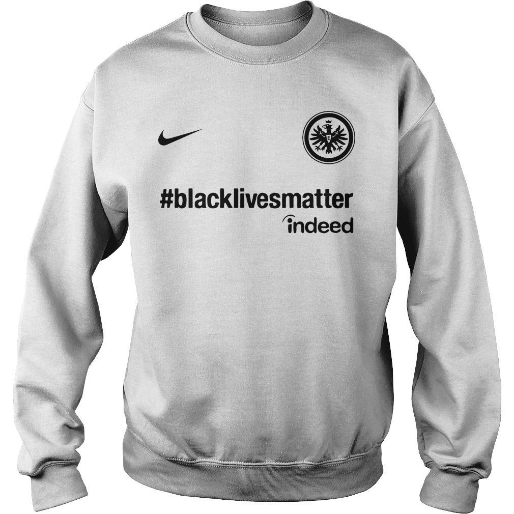 Frankfurt #blacklivesmatter Sweater