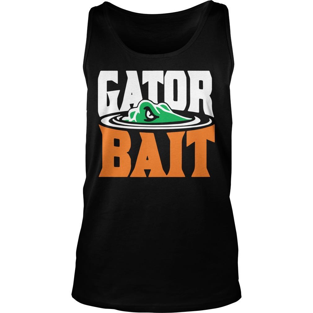 Gator Bait T Tank Top