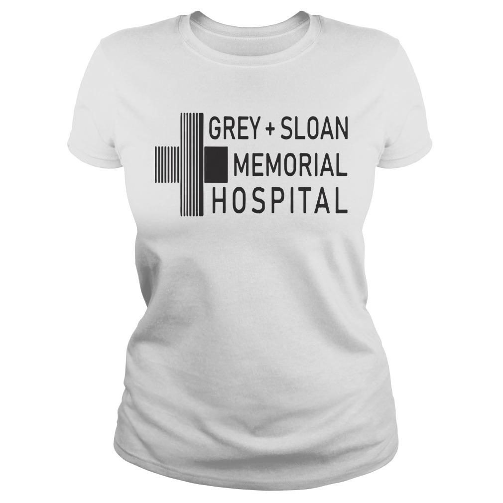 Grey Sloan Memorial Hospital Longsleeve