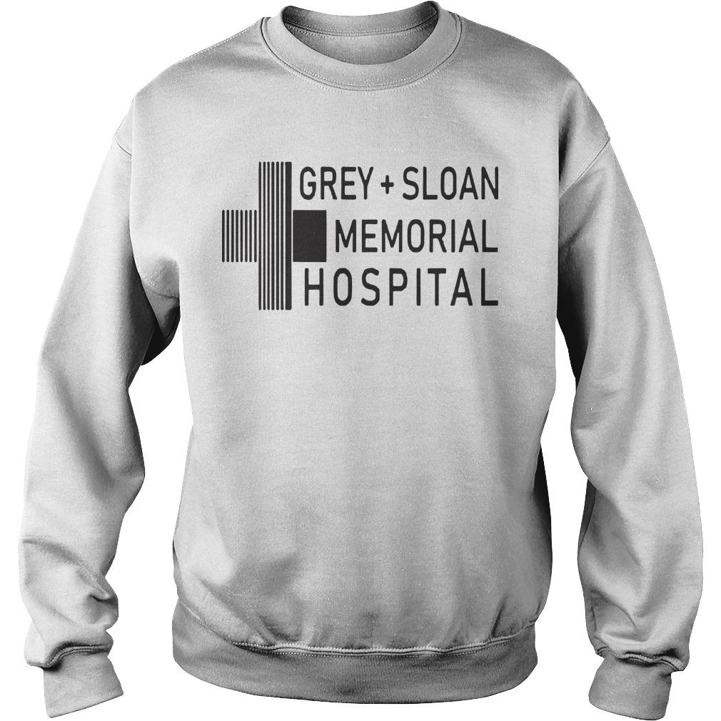 Grey Sloan Memorial Hospital Sweater