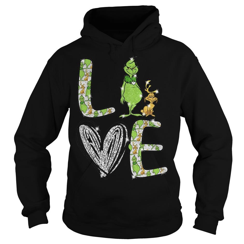Grinch Love Hoodie
