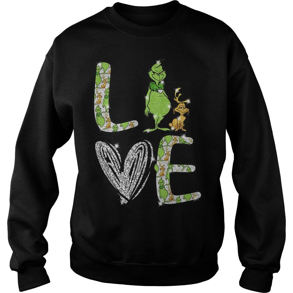 Grinch Love Sweater