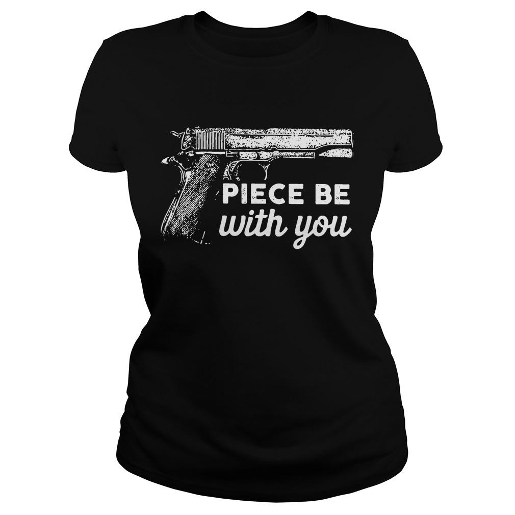 Gun Piece Be With You Longsleeve
