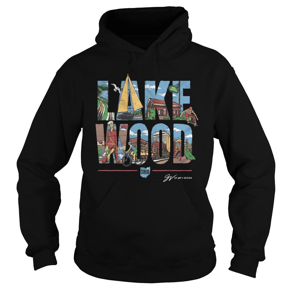 Gv Art Design Lakewood Hoodie