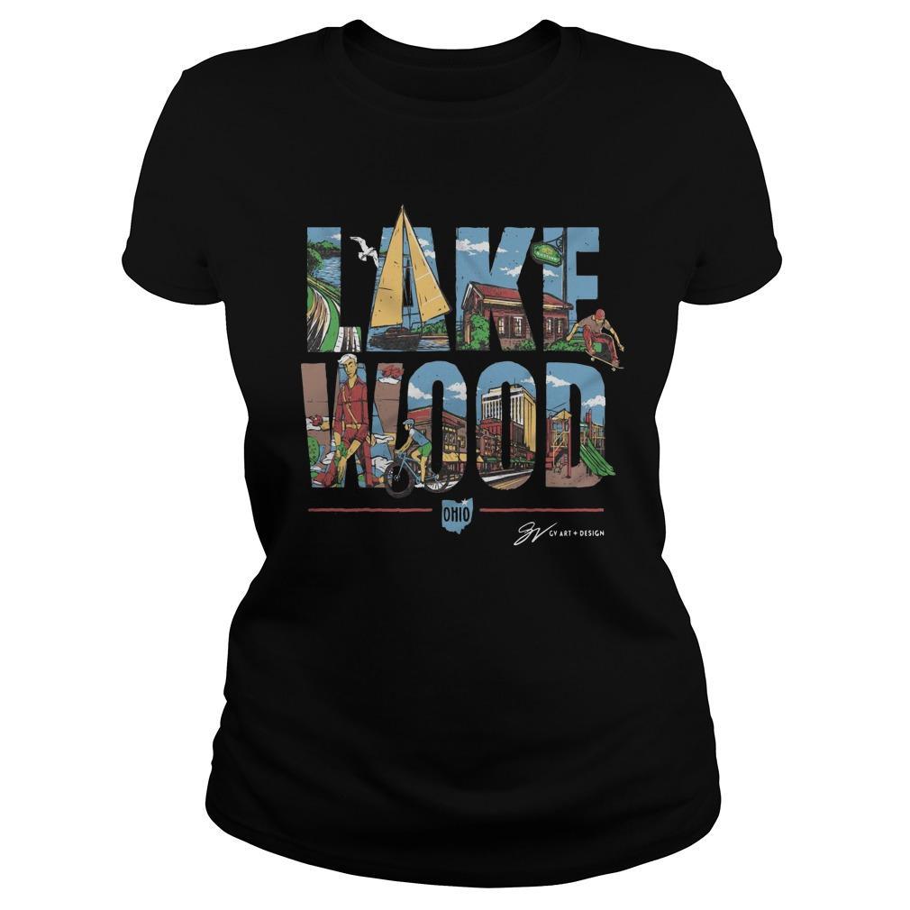 Gv Art Design Lakewood Longsleeve