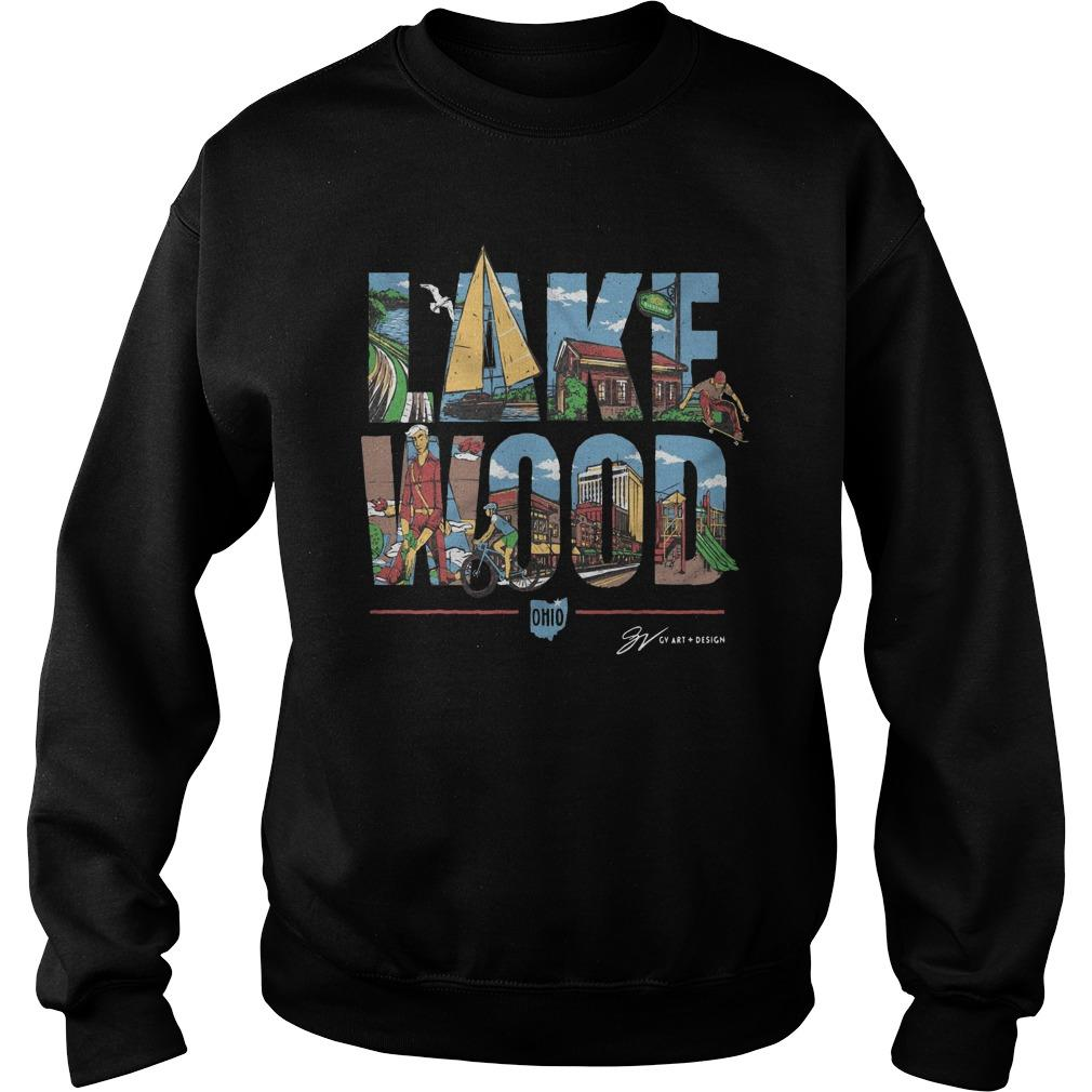 Gv Art Design Lakewood Sweater