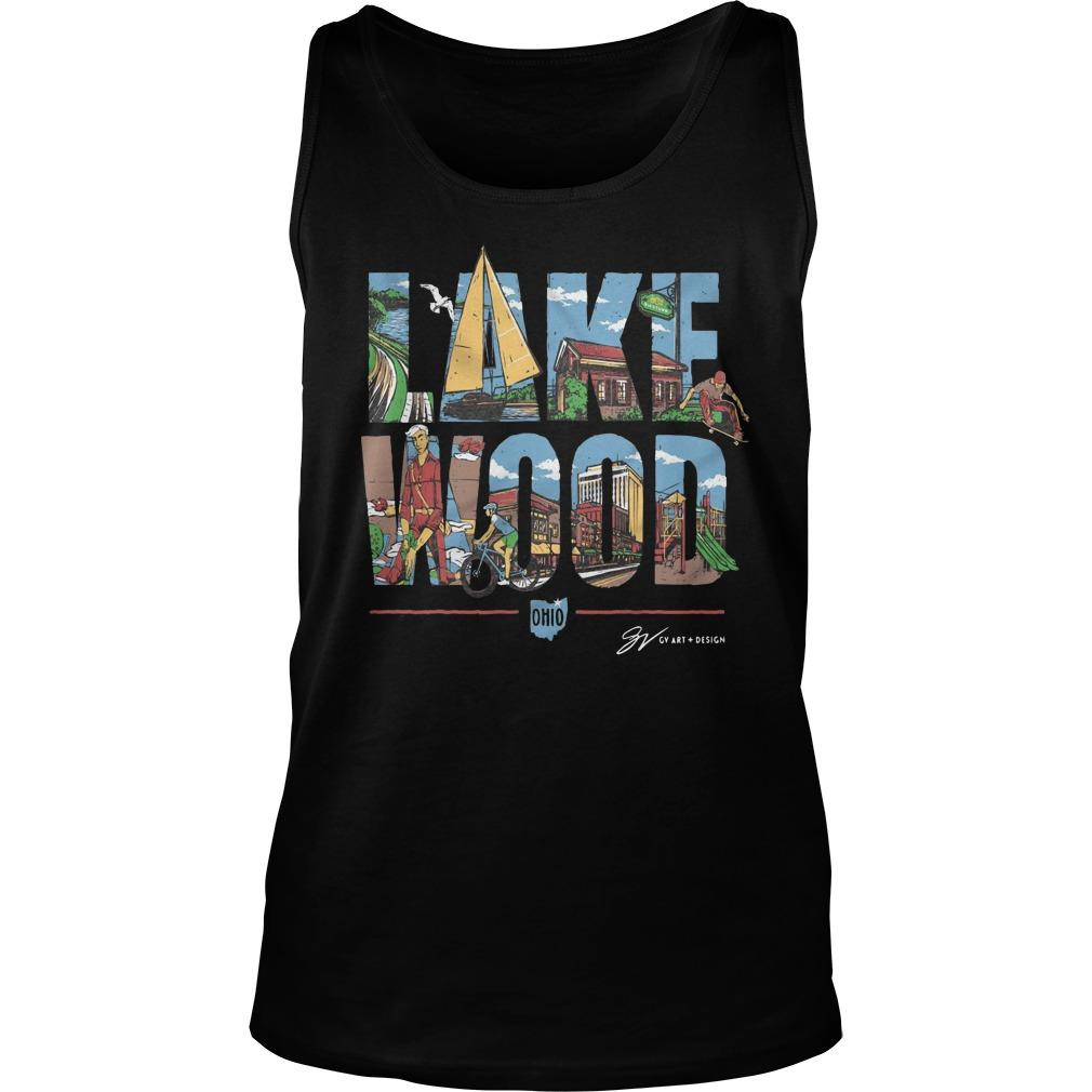 Gv Art Design Lakewood Tank Top