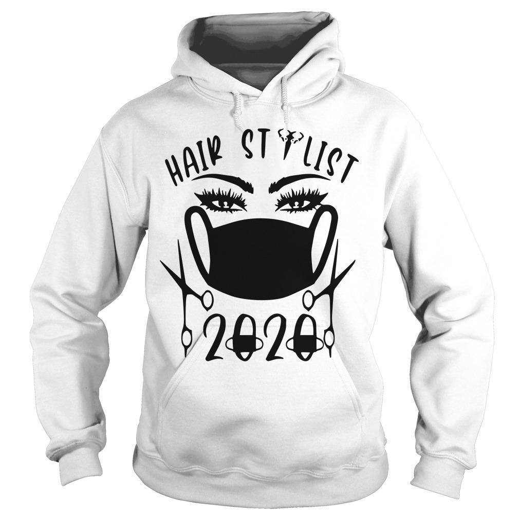 Hair Stylist 2020 Hoodie