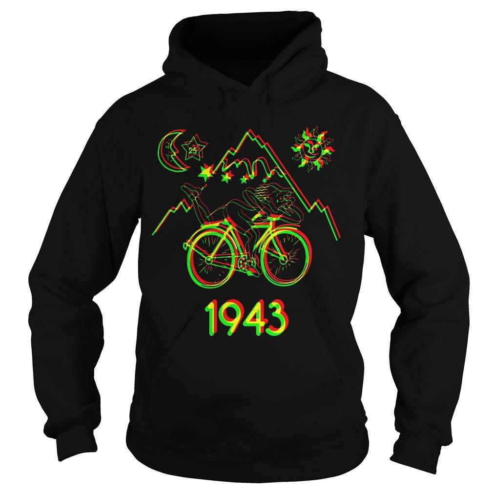 Hoffman Trip Bicycle 1943 Hoodie