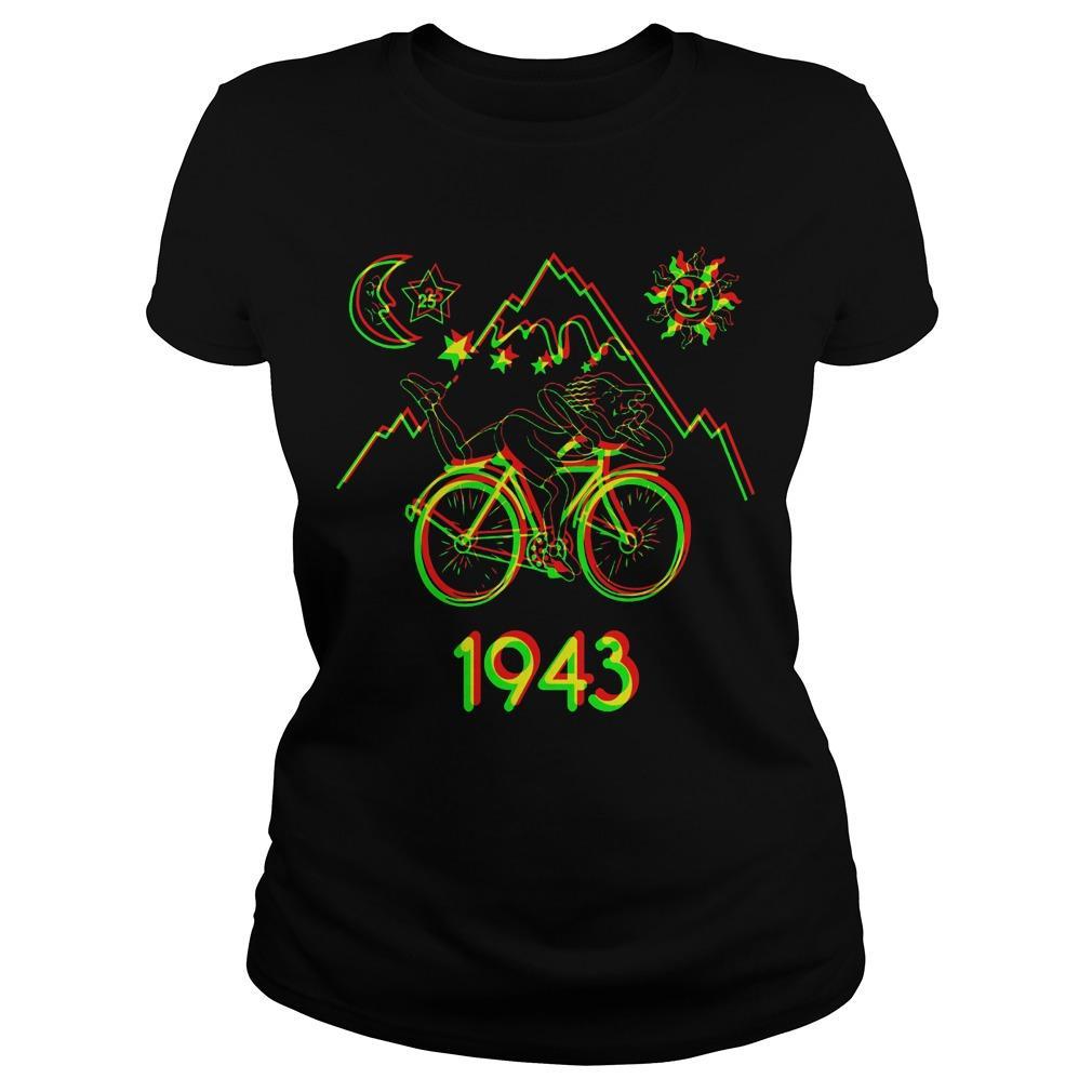 Hoffman Trip Bicycle 1943 Longsleeve