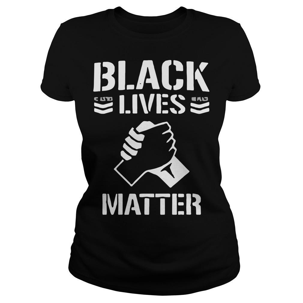 Jay White Black Lives Matter Longsleeve