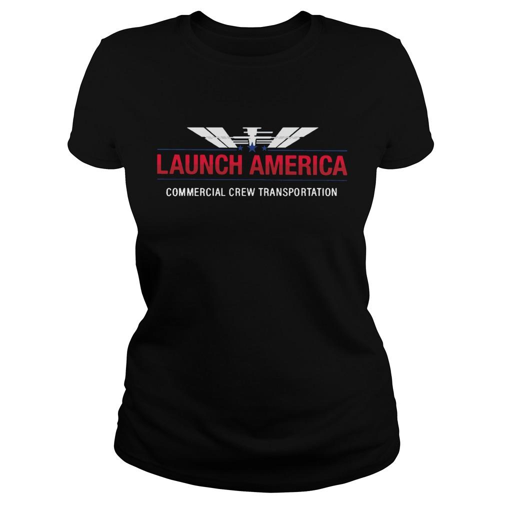 Launch America Longsleeve
