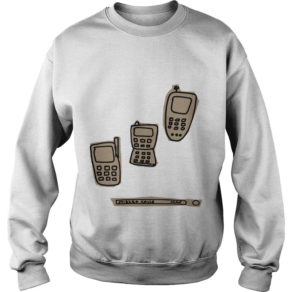 Max Missed Call Sweater