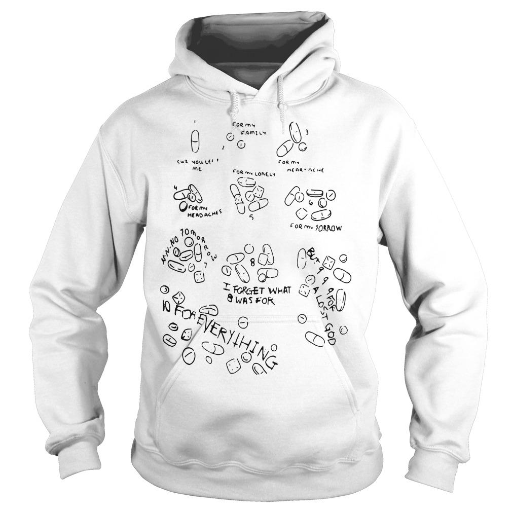 Medicines 10 For Everything Hoodie