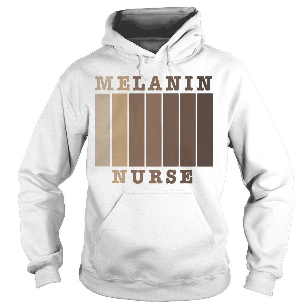 Melanin Nurse Hoodie