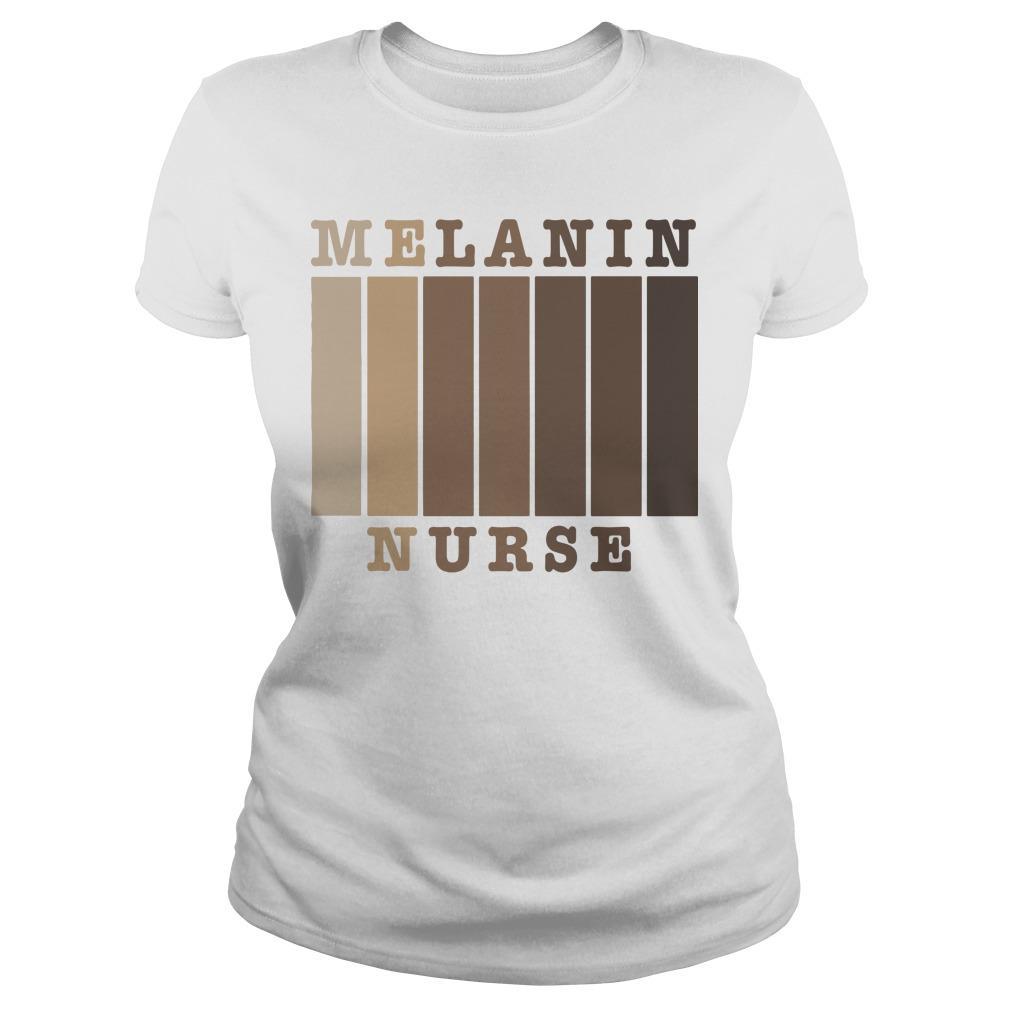 Melanin Nurse Longsleeve