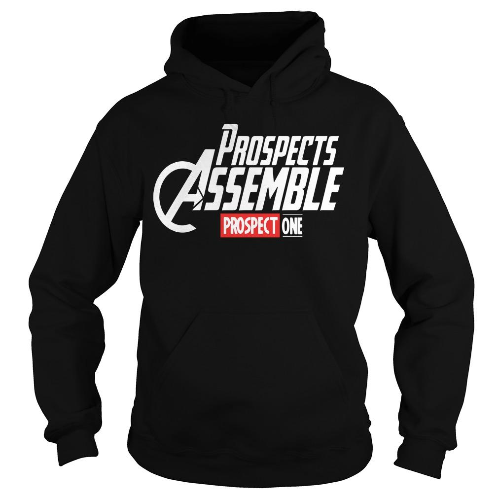 Prospects Assemble Prospect One Hoodie