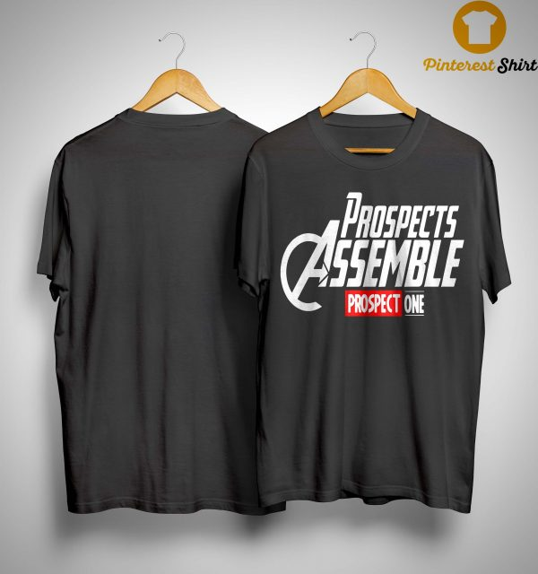 Prospects Assemble Prospect One Shirt