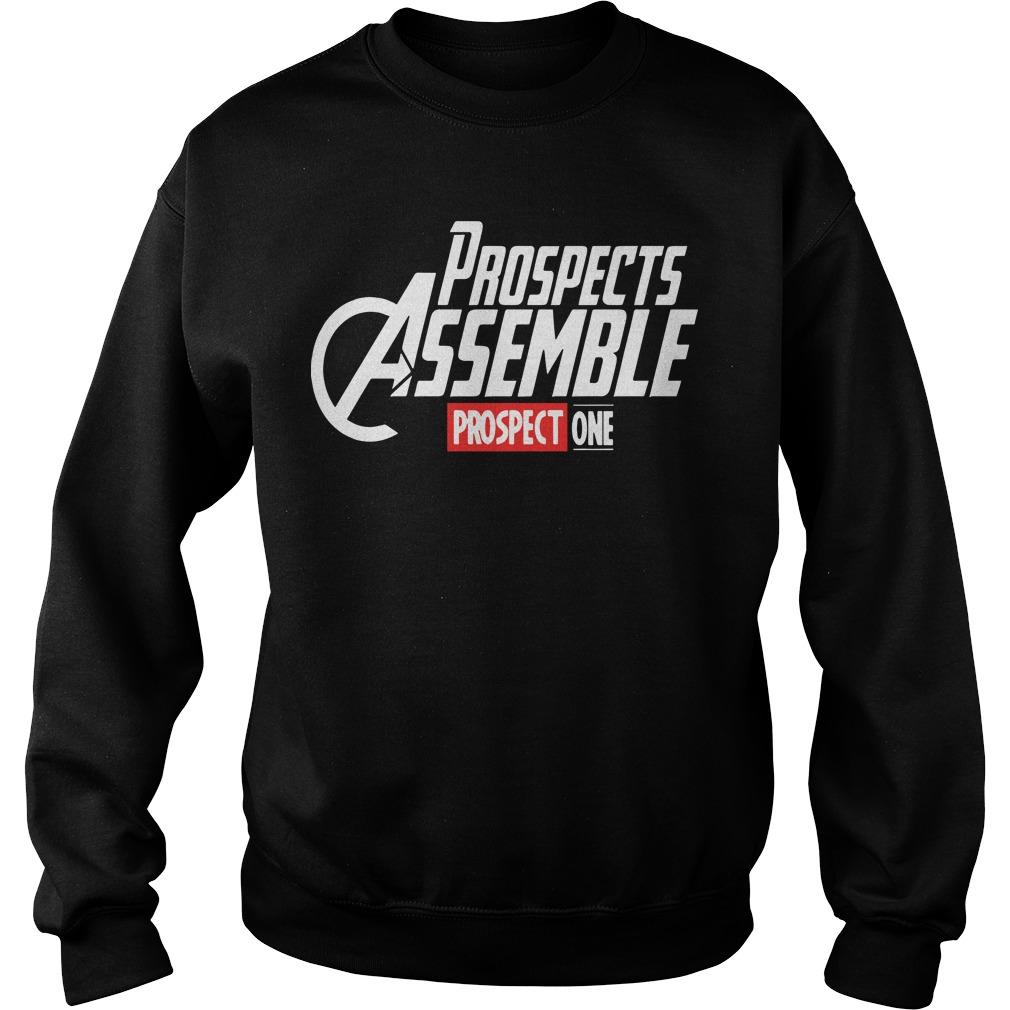 Prospects Assemble Prospect One Sweater
