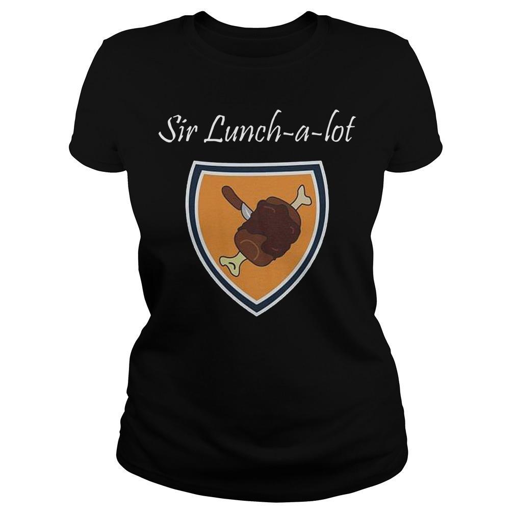 Sir Lunch A Lot Longsleeve