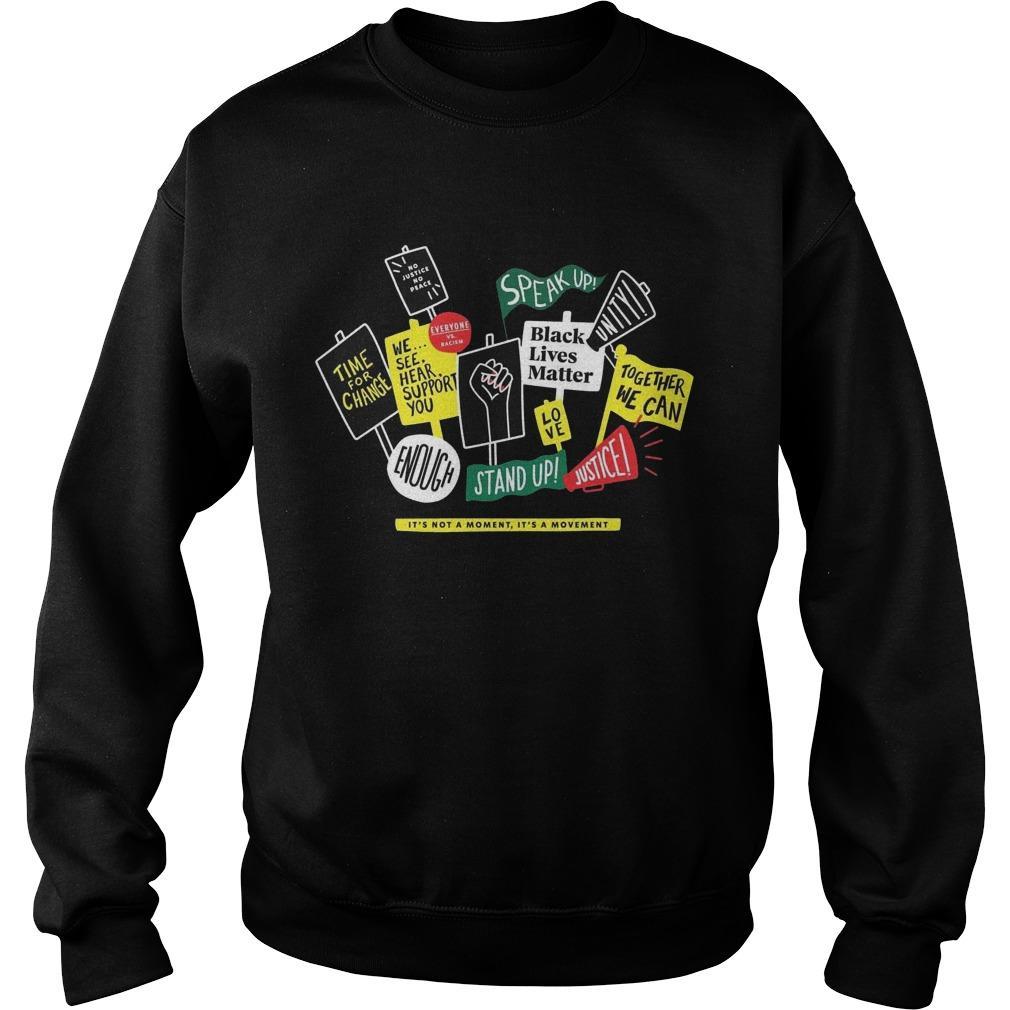 Starbucks Black Lives Matter Sweater