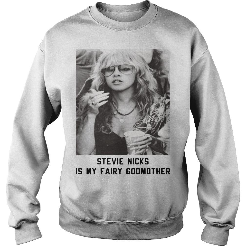 Stevie Nicks Is My Fairy Godmother Sweater