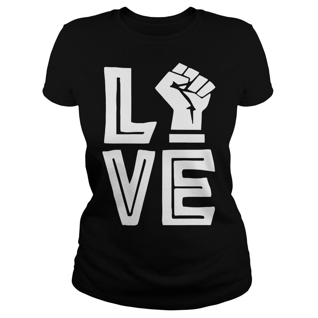Strong Hand Love Longsleeve