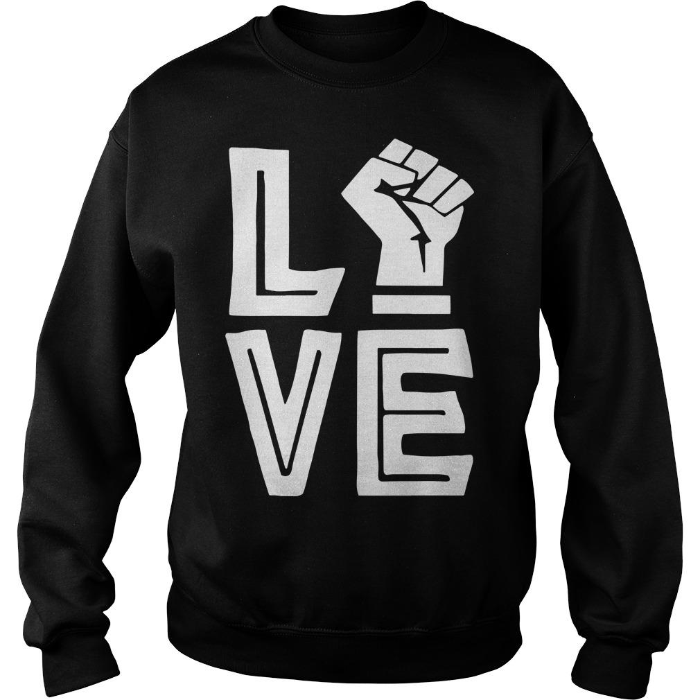 Strong Hand Love Sweater