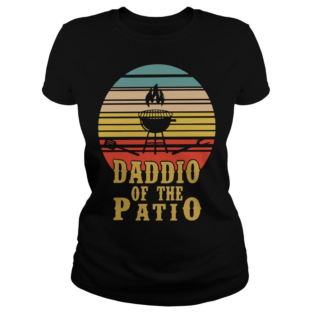 Vintage Daddio Of The Patio Longsleeve